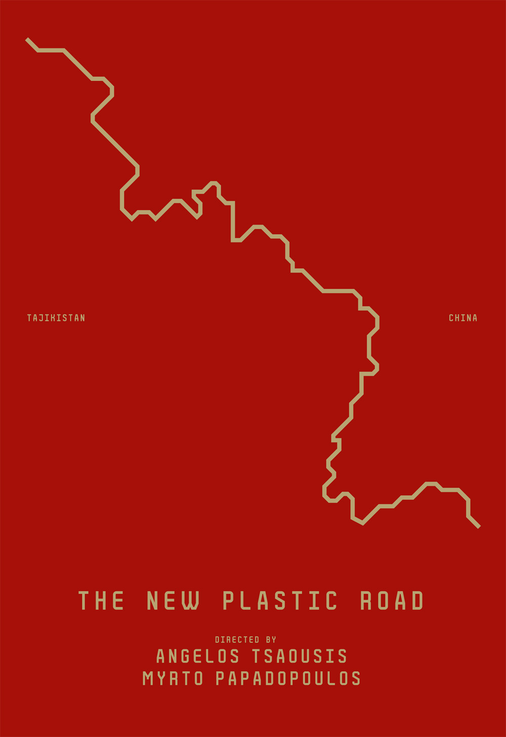 The New Plastic Road
