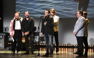 Best Sound Award Hellenic Film Academy 2018